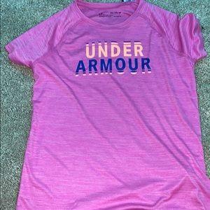 nwt youth under armor shirt